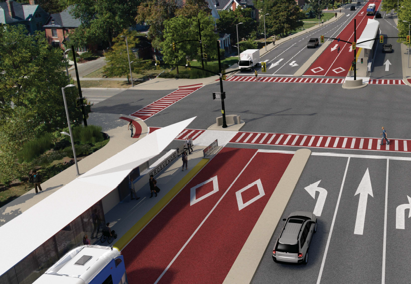 London receives $204 million in federal funding for public transit - image