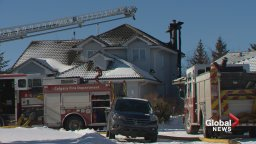 Continue reading: Calgary Fire Department responds to house fire in the northwest