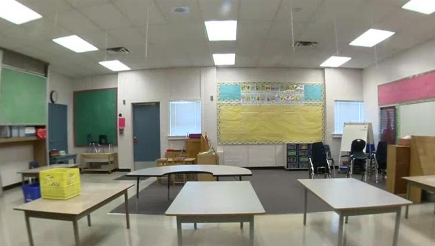 File photo of a classroom.,.