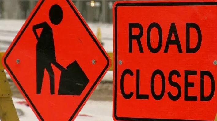 Several projects are set to begin this weekend and the city has announced several closures and reductions.