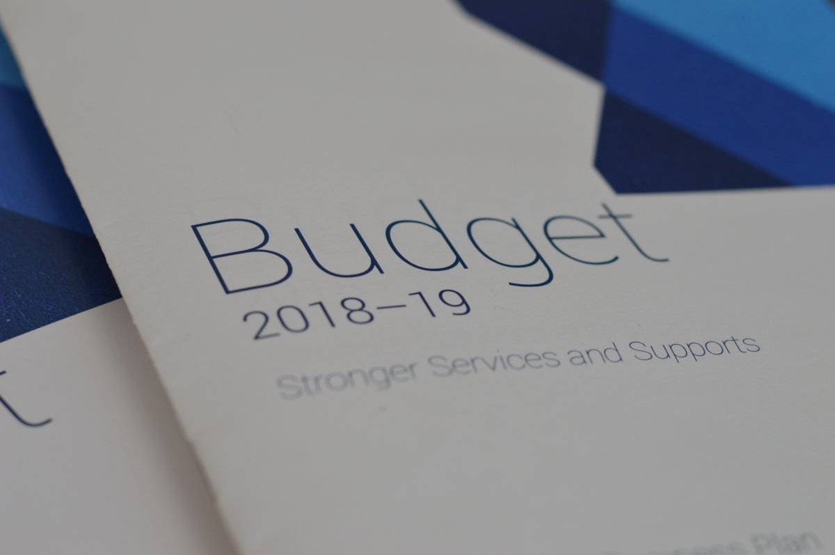 Nova Scotia released its 2018-2019 fiscal budget on March 20, 2018.