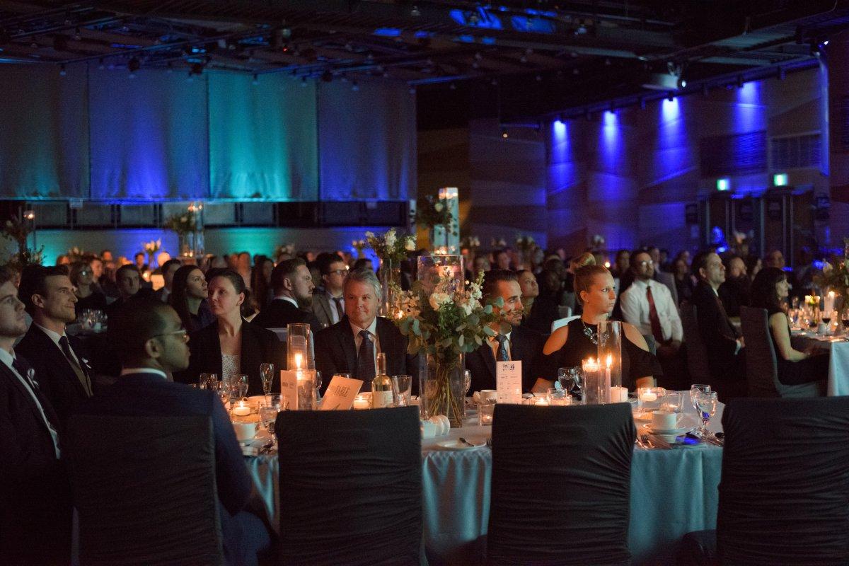 Spirit of Winnipeg Awards 2018.