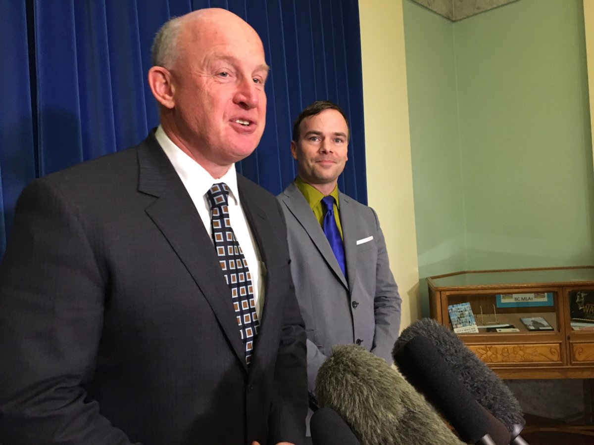 B.C. Public Safety Minister Mike Farnworth says to expect a shortage of certain pot strains.