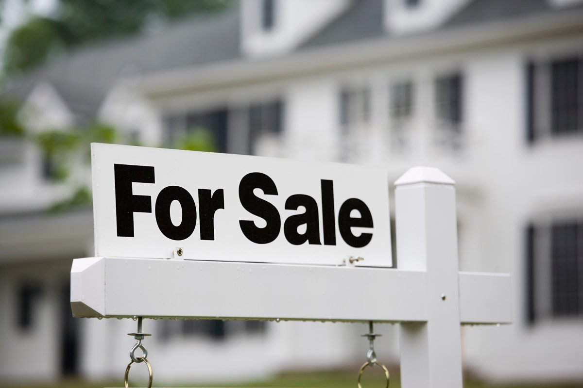 Home sales plunged to a seven-year low in April, the Canadian Real Estate Association said on Tuesday, May 15, 2018.