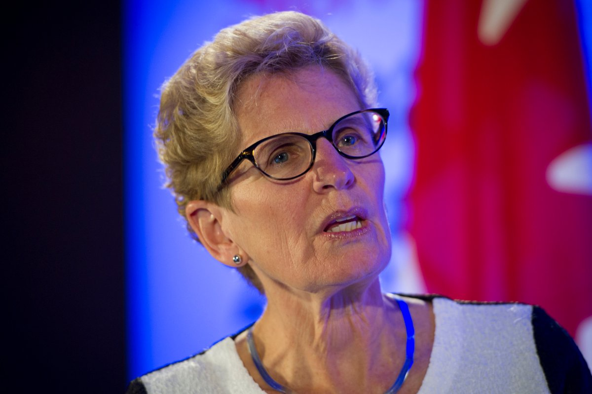 Ontario Premier Kathleen Wynne took the low road with a personal attack on Doug Ford. Tasha Kheiriddin says that was a mistake.