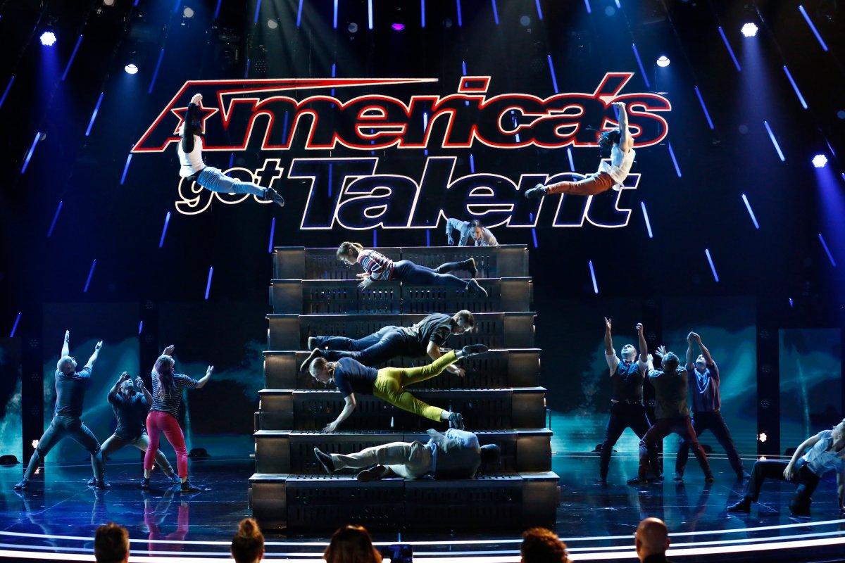 """'America's Got Talent' -- """"Judge Cuts"""" Episode 1210."""