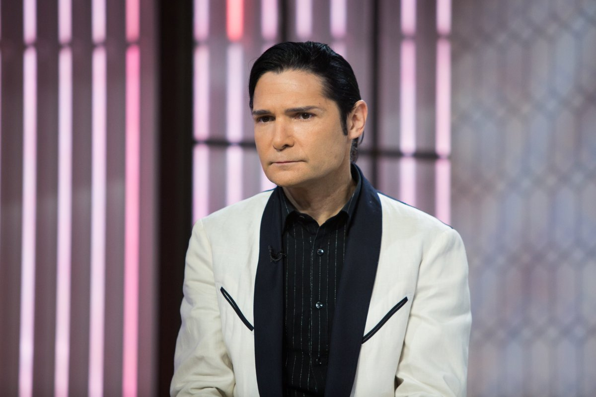 Corey Feldman on Monday, Oct. 30, 2017.