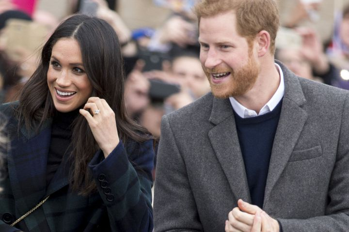 Prince Harry and Meghan Markle have announced details of their wedding cake.