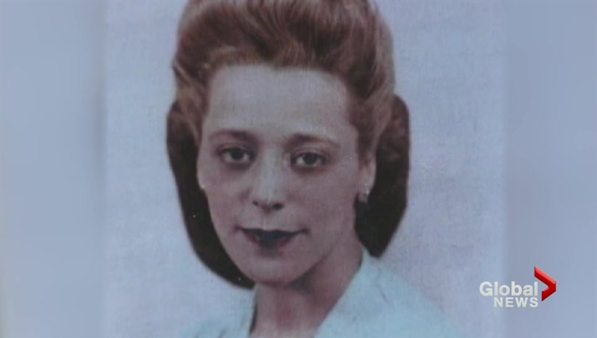Canadian civil rights pioneer Viola Desmond.