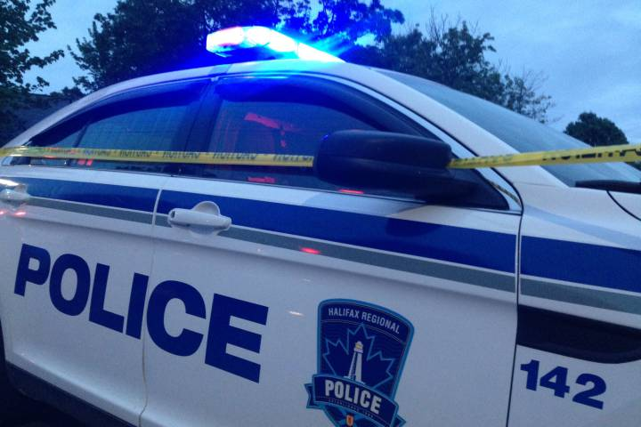 Halifax Regional Police officers have charged a taxi driver following an alleged hit-and-run that sent a pedestrian to the hospital with life-threatening injuries..