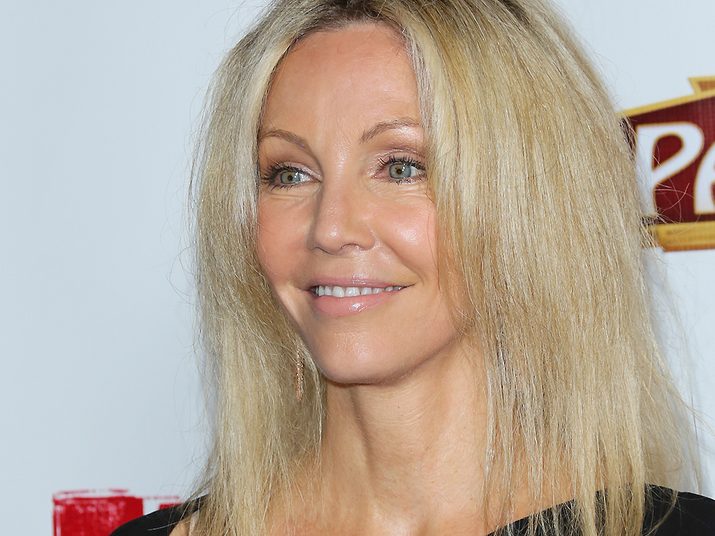 Heather Locklear attends the opening night of 'Evita' at the Pantages Theatre on Oct. 24, 2013, in Hollywood, Calif.