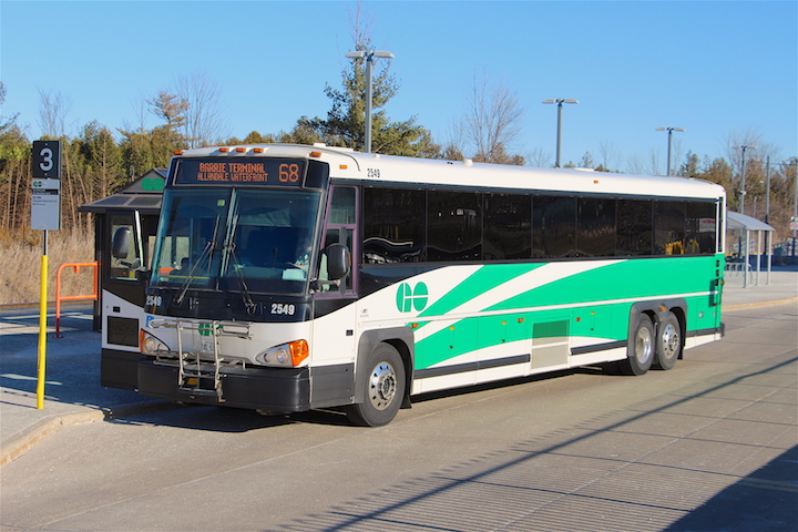 Metrolinx working to contact passengers of GO bus that transported COVID-19  patient - Toronto | Globalnews.ca