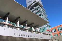Continue reading: Kitchener council approves downtown cycling grid