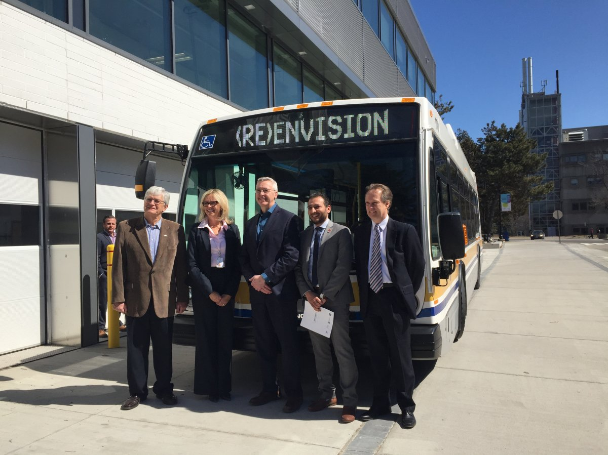 The two-year research project is a partnership between the HSR and McMaster's Faculty of Engineering, as well as the McMaster Institute for Transportation and Logistics.