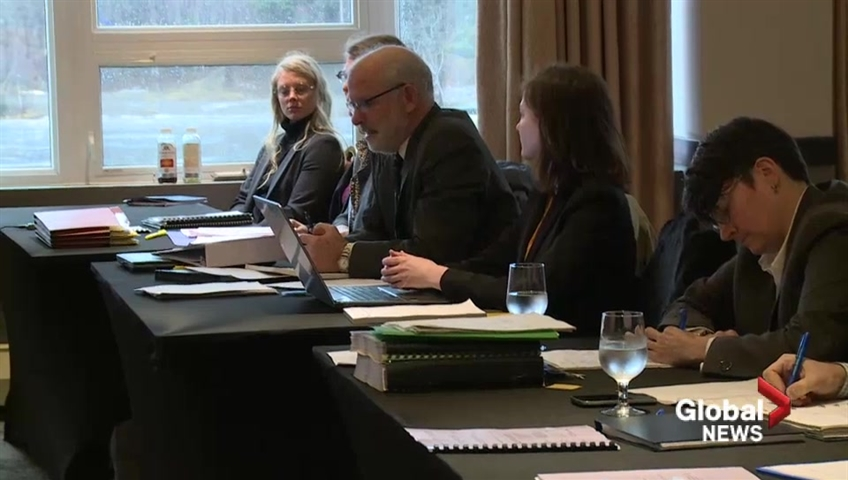 FILE - The inquiry is considering whether the human rights of 46-year-old Beth MacLean and 45-year-old Joseph Delaney were breached when the province refused to move them from the acute care facility into small options homes due to a lack of appropriate spaces.