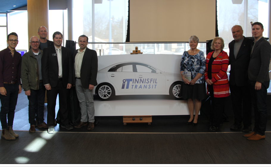 Approved applicants will be exempt from the cap of 30 rides per month, receive two free return trips to the Innisfil Food Bank and receive 50 per cent off all Innisfil Transit fares..