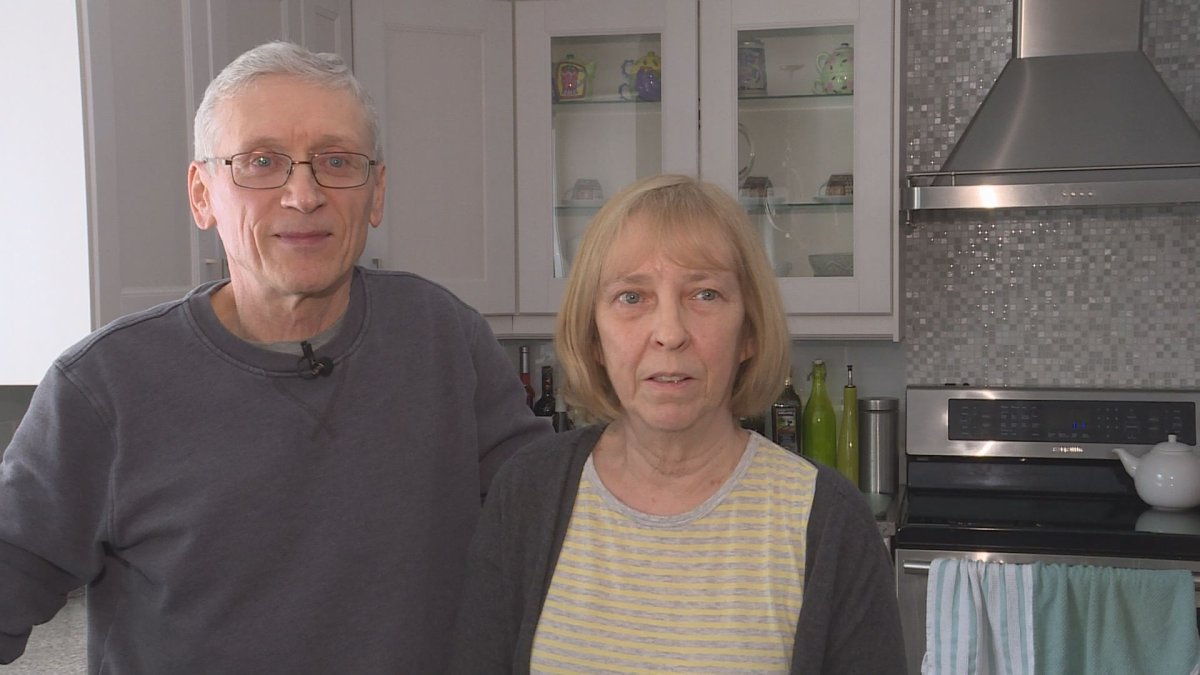 Susan and Klaus Bodnik are among 30 residents suing the city.