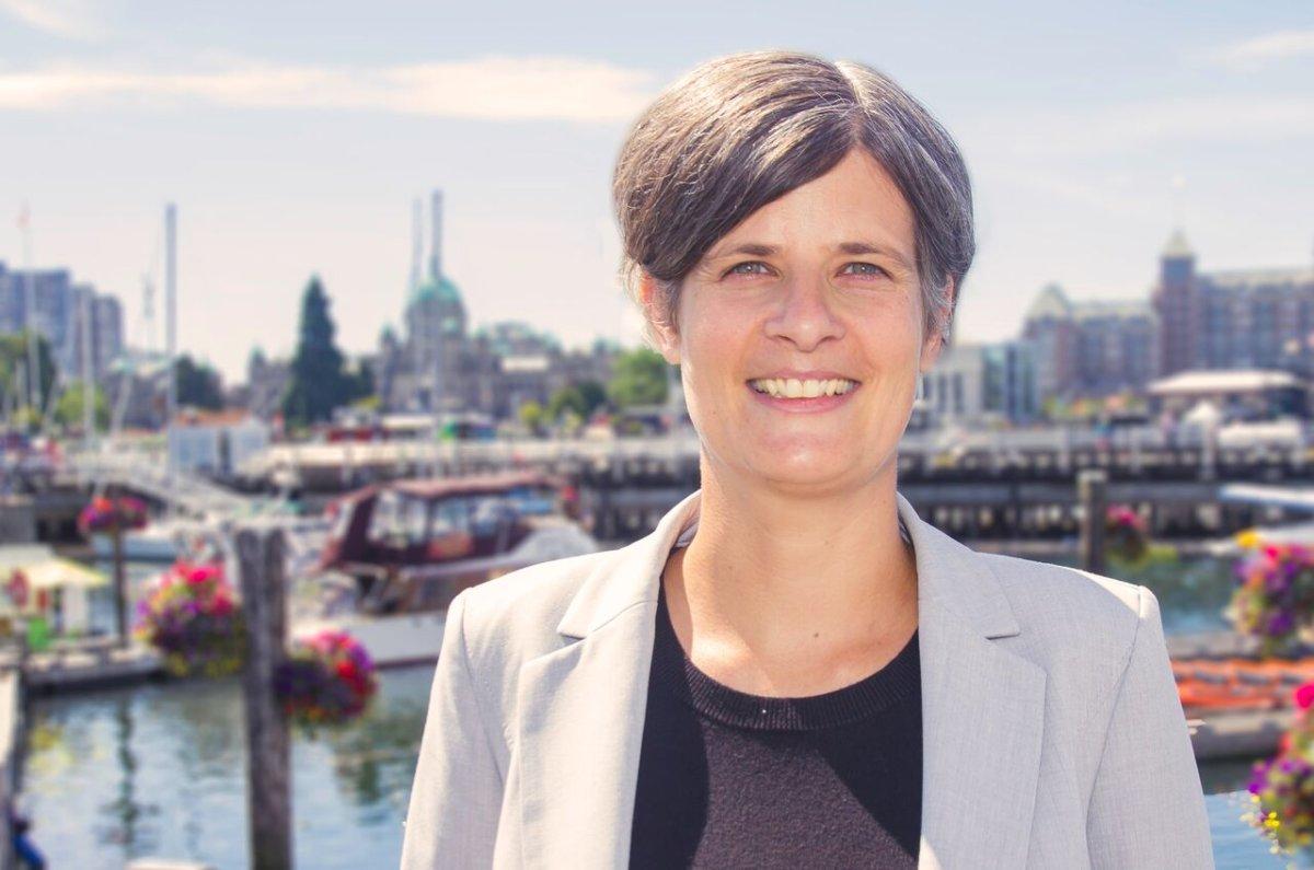 Victoria Mayor Lisa Helps.