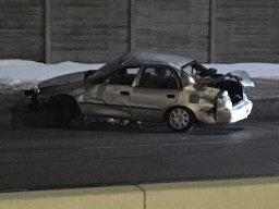 Continue reading: Southeast Calgary crash sends 2 to hospital