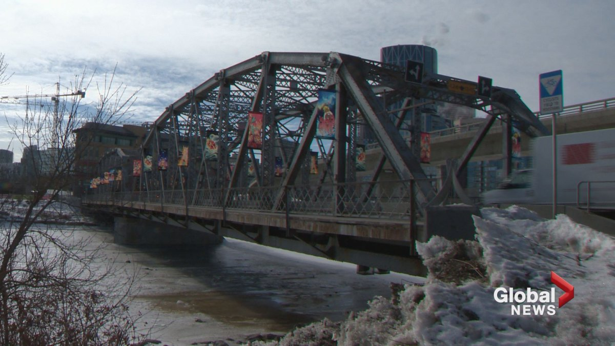 The Langevin signs were officially removed from the Reconciliation Bridge on Feb. 23.