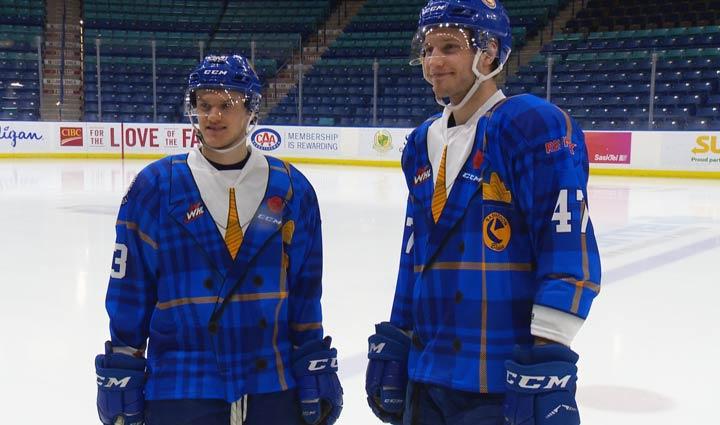 Saskatoon Blades unveil Don Cherry inspired jerseys - Saskatoon ...
