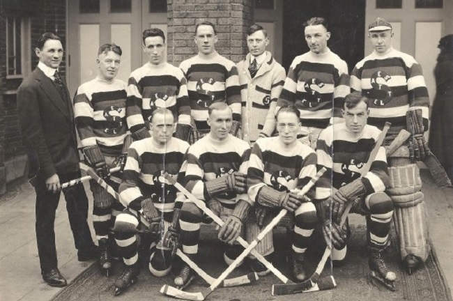 If Seattle scores an NHL team, it won't be the city's first run at pro hockey. The Seattle Metropolitans hoisted the Stanley Cup in 1917.