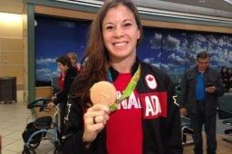 Continue reading: Canadian soccer star barred from playing men's soccer overwhelmed by support