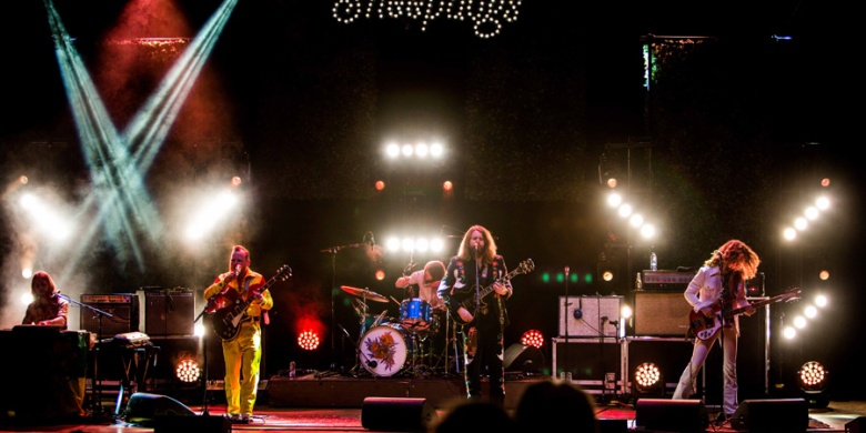 The Sheepdogs with Sam Coffey & The Iron Lungs @ Massey Hall
