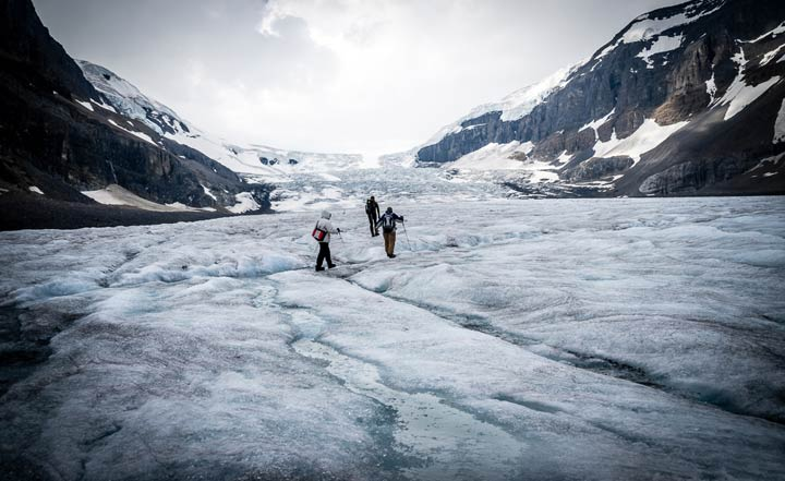 University of Saskatchewan researchers said they've seen temperatures rise up to 8 C in winter over the last 50 years in the Northwest Territories.