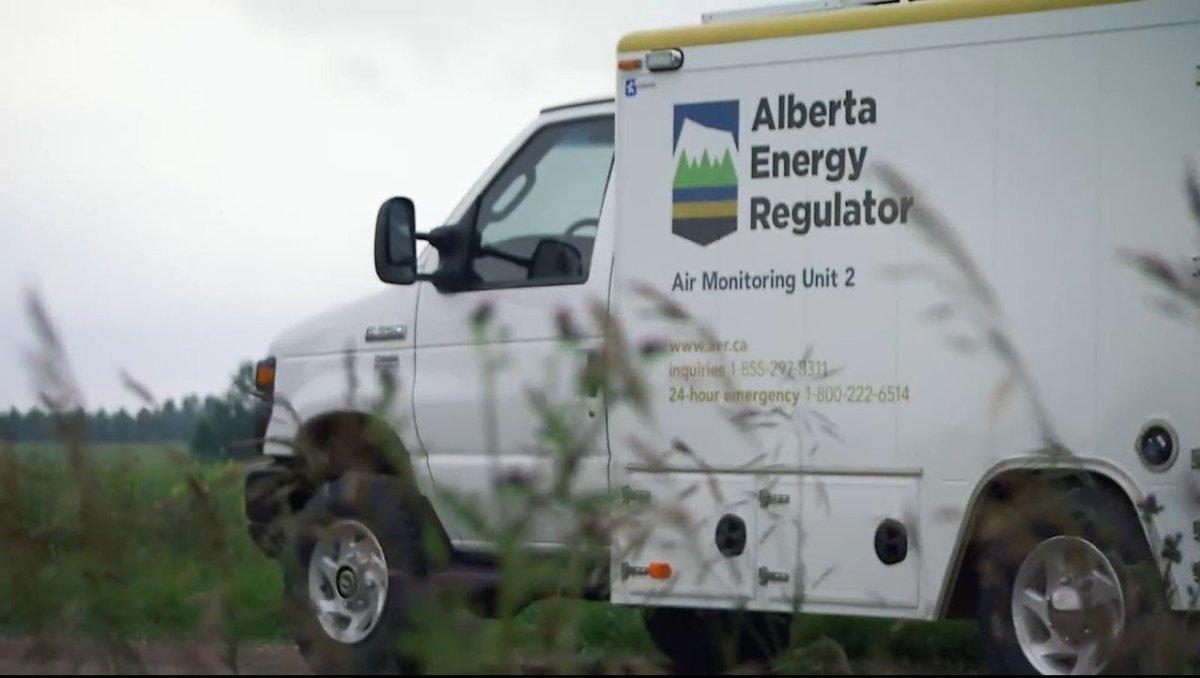 Alberta Energy Regulator field team.