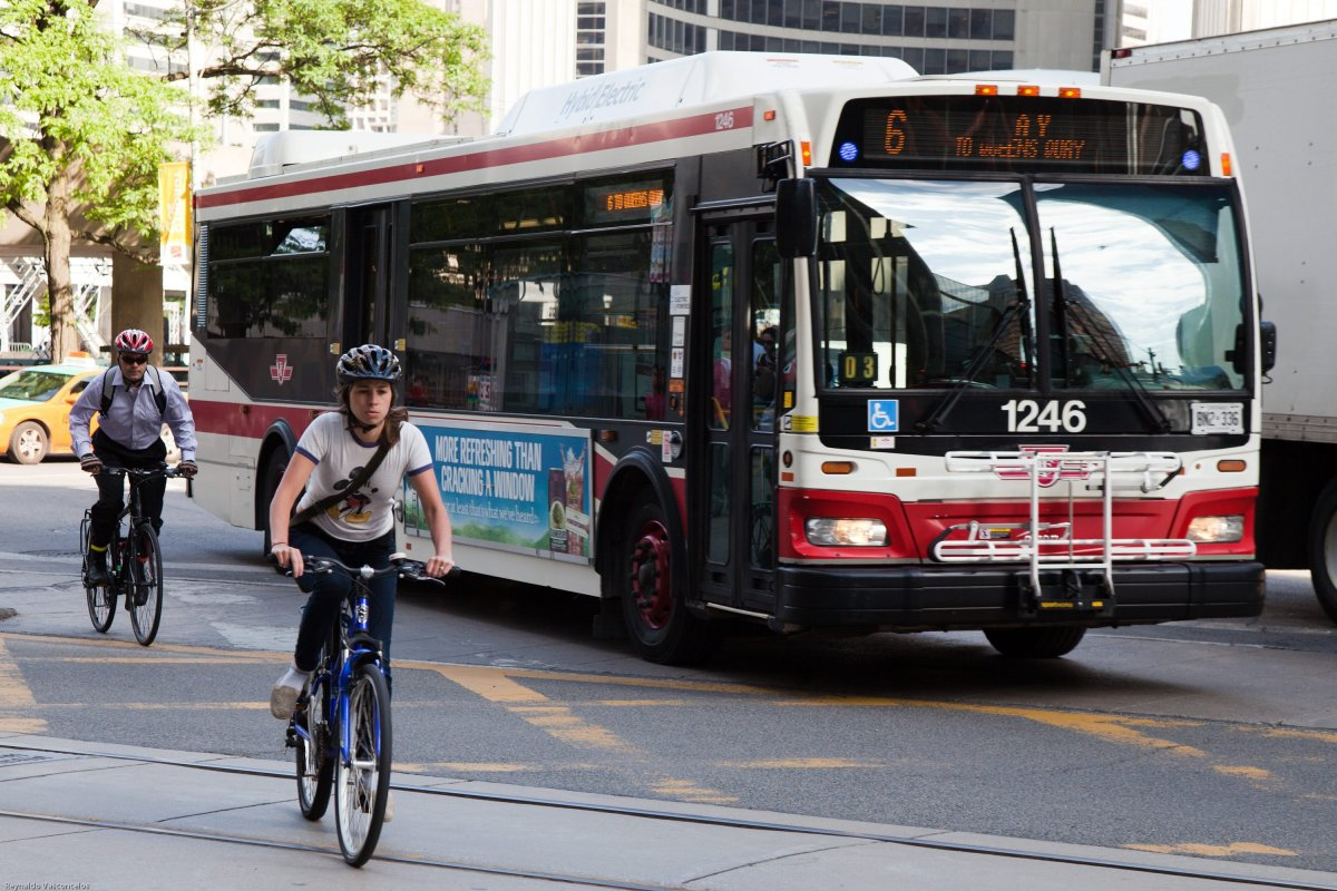 "An anonymous ""transit operator"" Twitter page targeted transit riders with mean tweets."