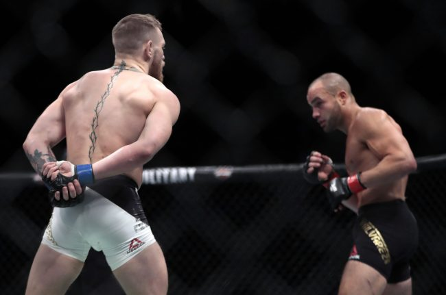 Conor McGregor leaves little to the imagination in new