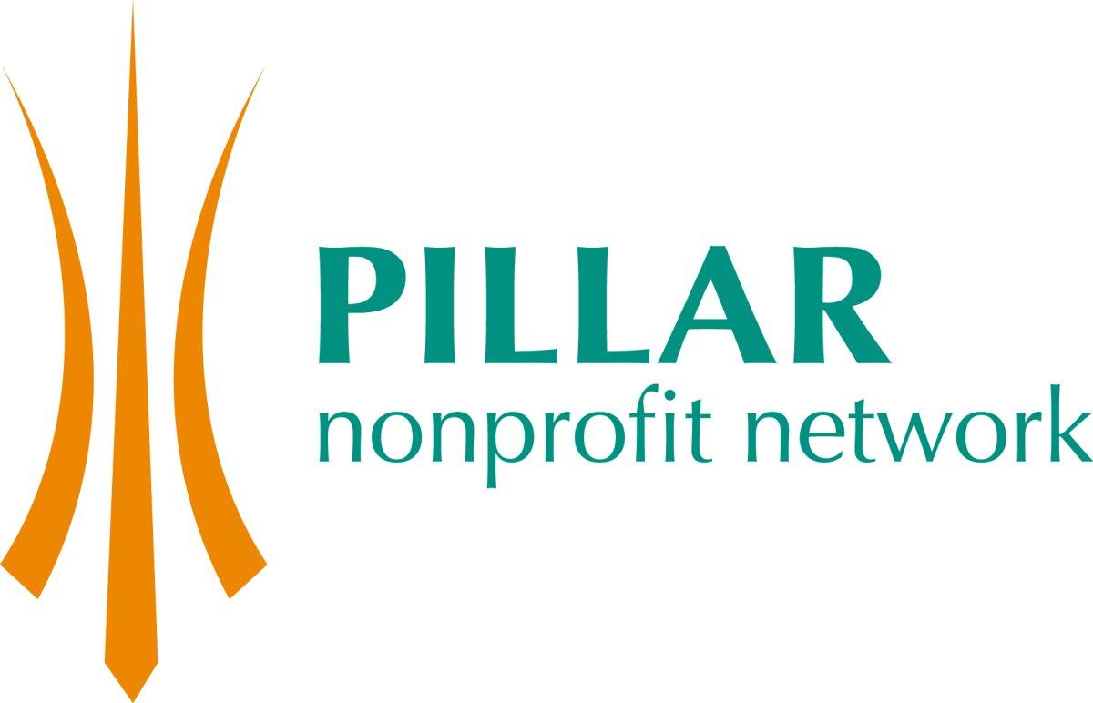 Logo for the Pillar Nonprofit Network .