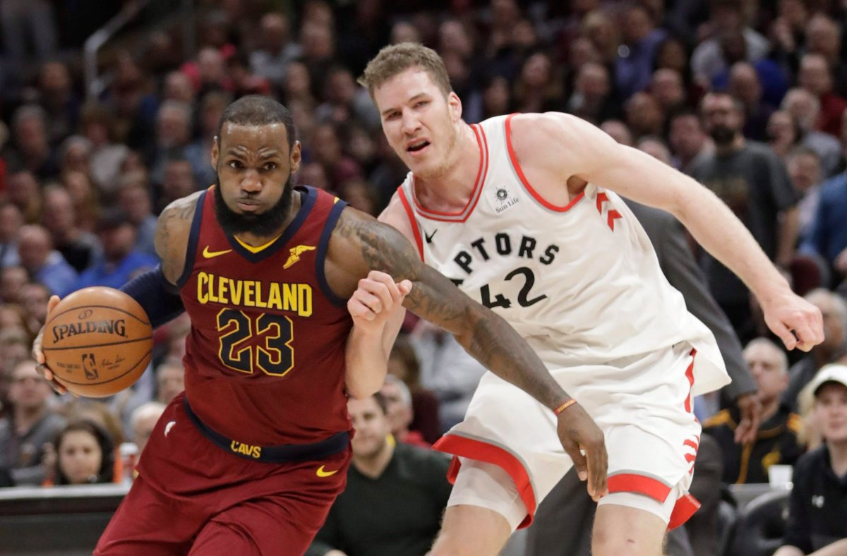 Toronto Raptors Eager To Test Playoff Mettle Against Lebron James And Cavaliers Globalnews Ca