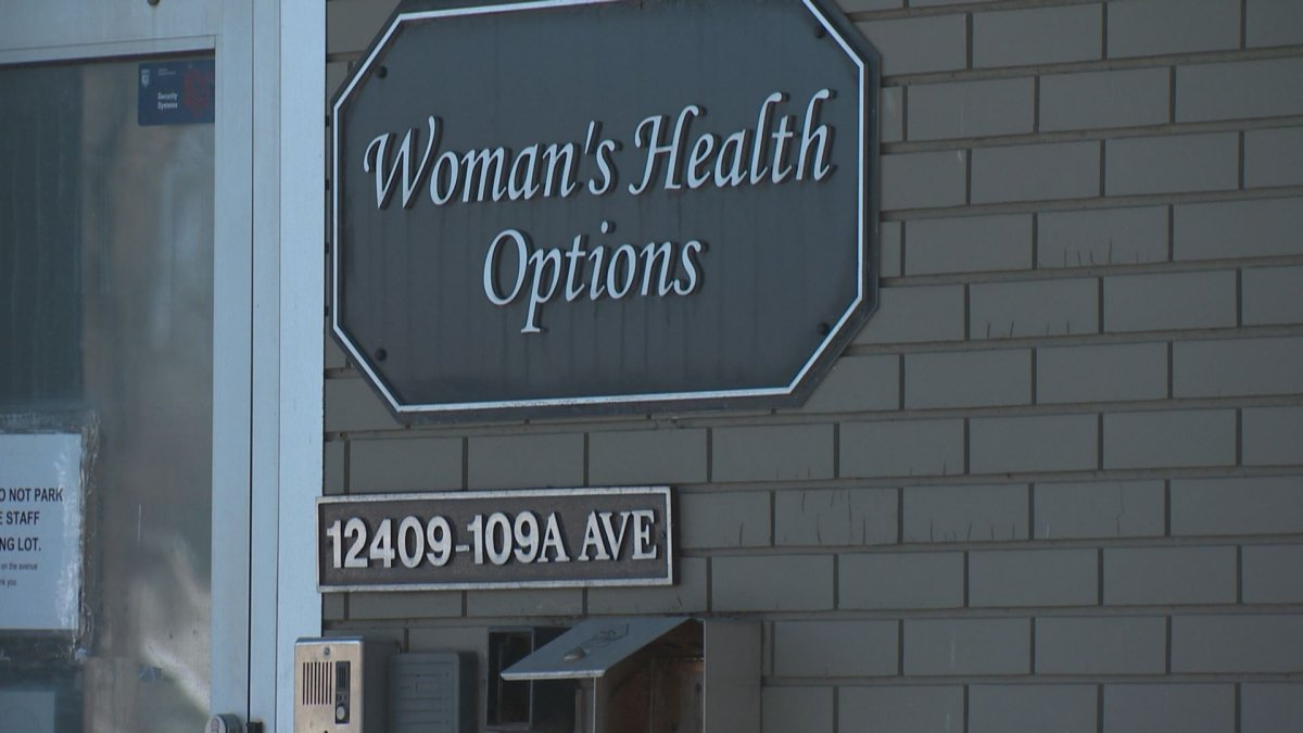 Two clinics, one in Edmonton and one in Calgary, handle about 75 per cent of abortions in Alberta.