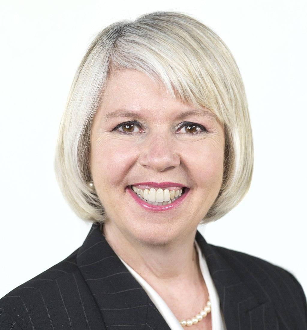Vancouver Coun. Adriane Carr.