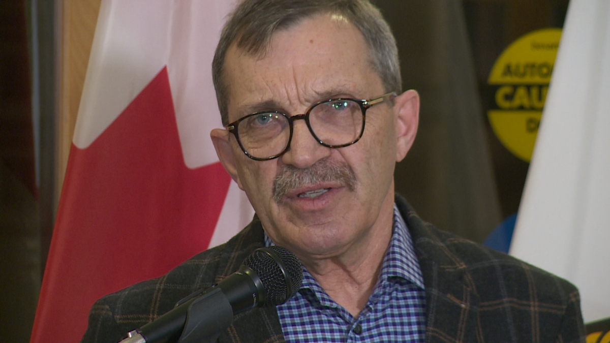 Steve Parish announced he is calling it quits after serving as Ajax's mayor for seven terms.