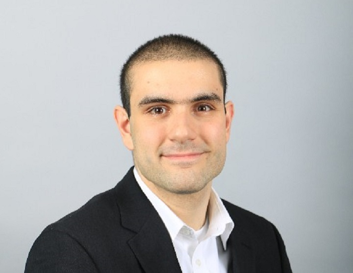 Alek Minassian is shown in a photo from his LinkedIn page.