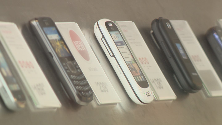Over 106,000 cellphones have been diverted from landfills since Phones for a Fresh Start started in 2009.