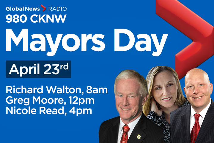 CKNW launches new Mayors Day series - image
