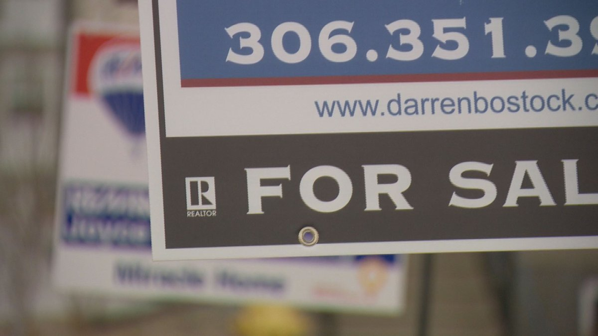 Roughly 400 condos are for sale in Regina as of April 2018.