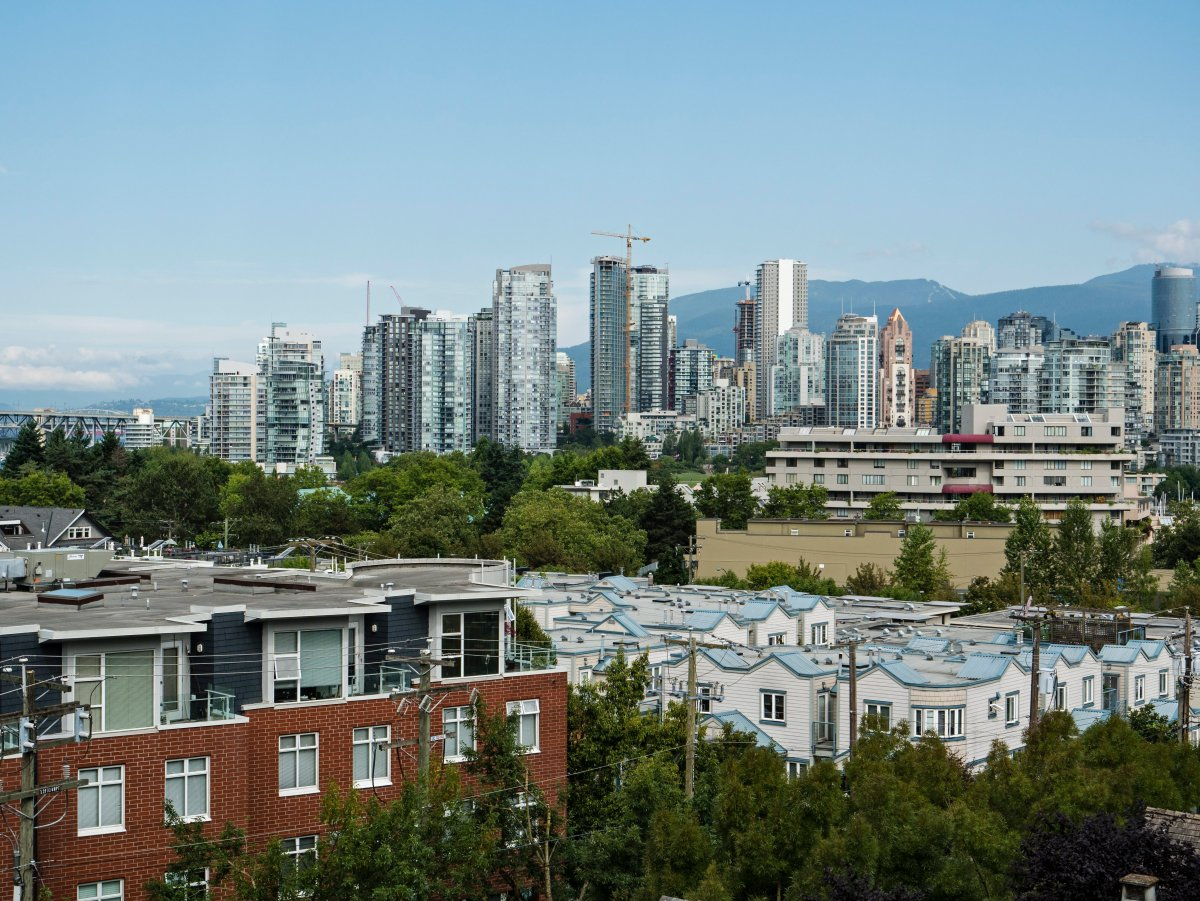 B.C. has capped rent increases for 2021 at 1.4 per cent.