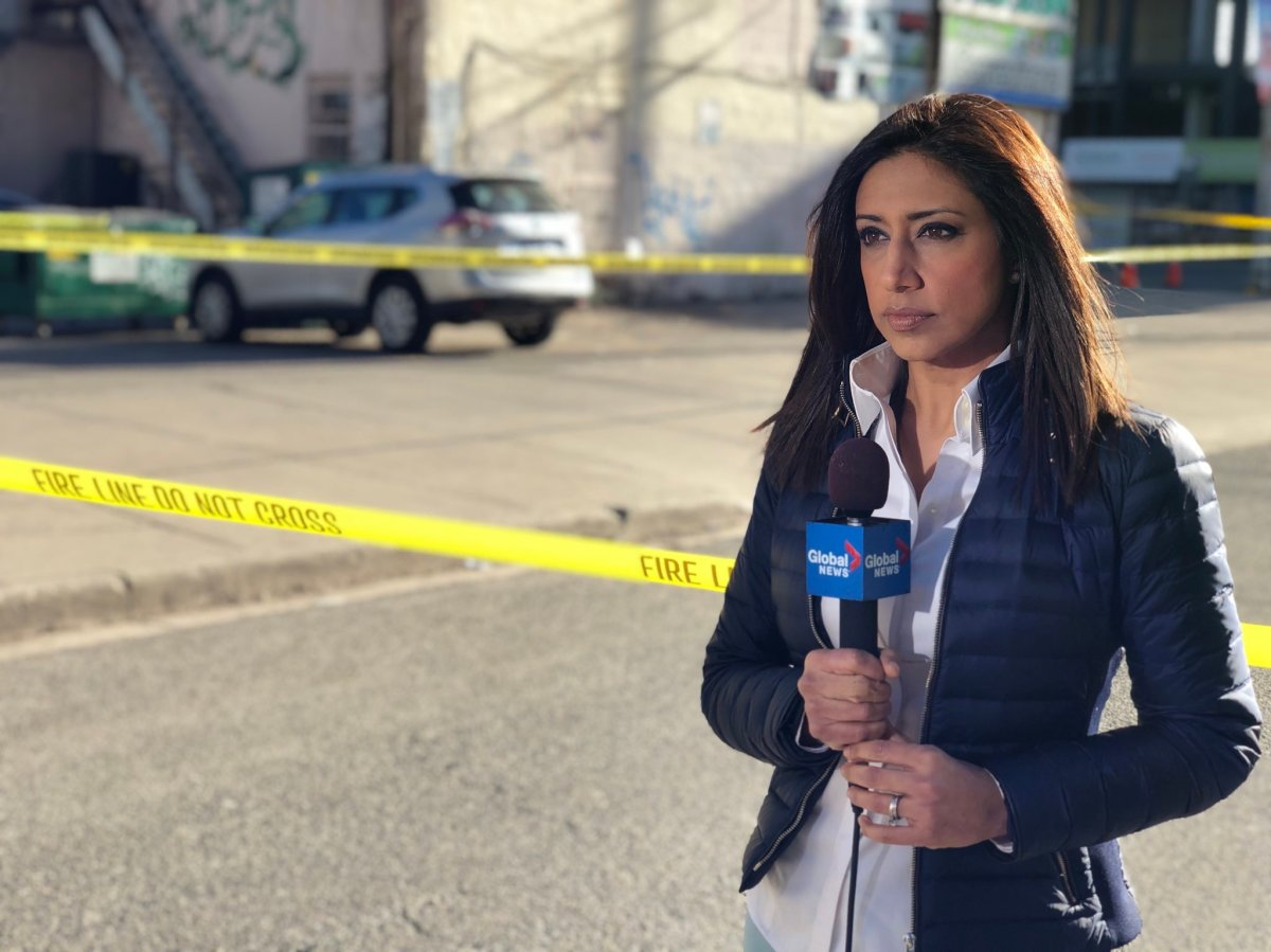 What struck me most as I got ready to go live on television this evening was the mood amongst our fellow residents: shocked, saddened, yet resilient, writes Farah Nasser.