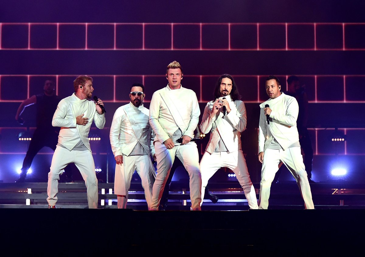 Backstreet Boys are set to take the Bell MTS stage on July 22, 2019.
