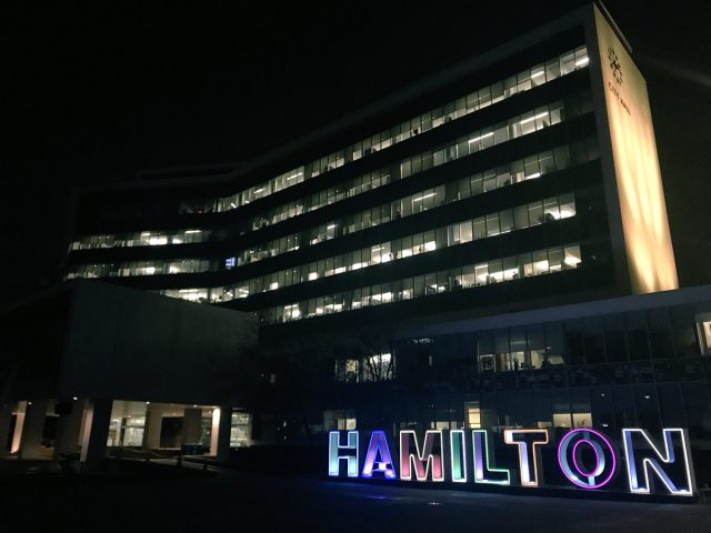 The first nomination papers have been filed at Hamilton city hall, signalling the start of the municipal election campaign.