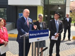 Continue reading: B.C. government promises to build 4,900 new affordable rental units