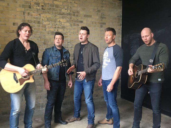Shaunavon's Hunter Brothers released their new song Silver Linings on Friday.