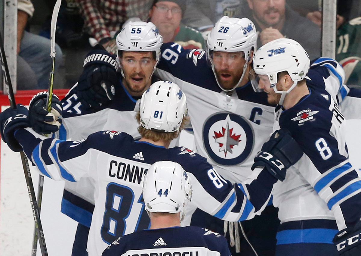 Mark Your Calendars 2018 Winnipeg Jets Pre Season Begins Sept 17 Winnipeg Globalnews Ca