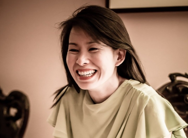 Quebec author Kim Thuy is a Greater Montrealer.