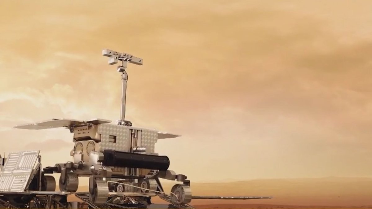 A new Mars rover slated to launch in 2020 could incorporate a wheel design that came out of Concordia University.